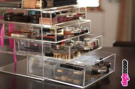 Store Your Makeup! &lt;em&gt;Acrylic Makeup Organizer&lt;/em&gt;