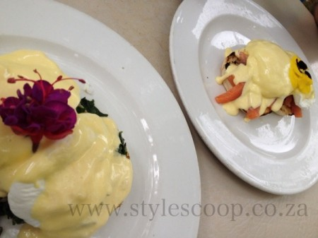 The Best Eggs Benedict in Durbs &#8211; <em>Arts Café</em>
