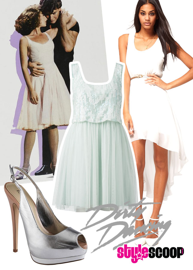 Dirty dancing dress style