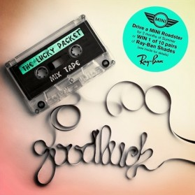 @Goodlucklive Lucky Packet MixTape Album