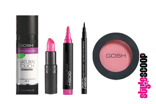 Gosh Makeup Modern Kvinna Stil