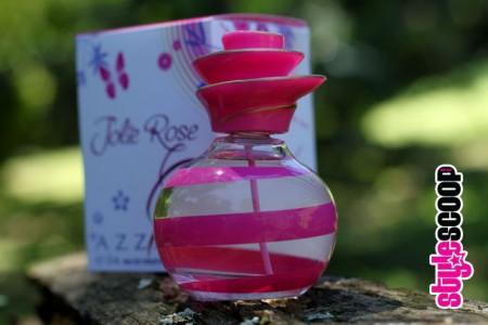 Kiss From A <em>Jolie Rose</em>