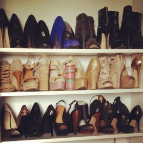 Insta-Scoop: Shoe Closets, Halloween and Treats – My Week in Instagrams