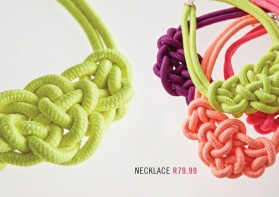 Get Knotted With Mr P&#8217;s New Neon Rope Accessories Range