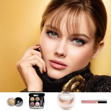 Chanel Christmas 2012 Makeup Collection