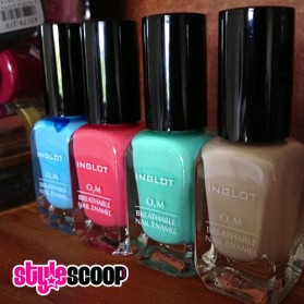 Nail Polish That Breathes