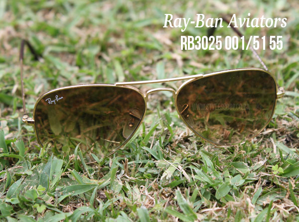 Products that Rocked 2012! Ray-Ban Aviator Metal Frame Sunglasses #stylescoop