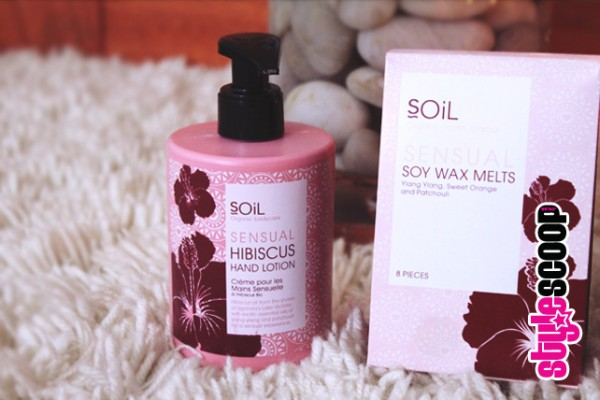 SOiL Sensational Hibiscus Range | via stylescoop.co.za