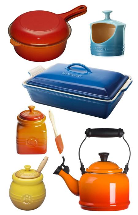 Colour Code Your Kitchen