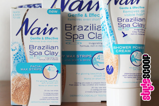 Nair Brazilian Spa Clay | on www.stylescoop.co.za
