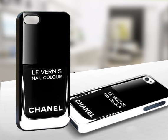 Fab Find! Chanel Nailpolish IPhone Cases