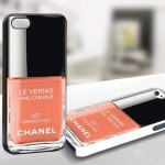 <strong>Fab Find!</strong> Chanel Nailpolish iPhone Cases