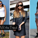 Wear The Trend: Leather Details