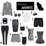 It's all Black and White! Monochrome Madness