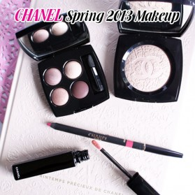 Chanel Spring 2013 Makeup Collection: <em>Printemps Precieux de Chanel</em>