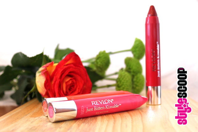 "Revlon ""Just Bitten"" Kissable Lips on www.stylescoop.co.za"