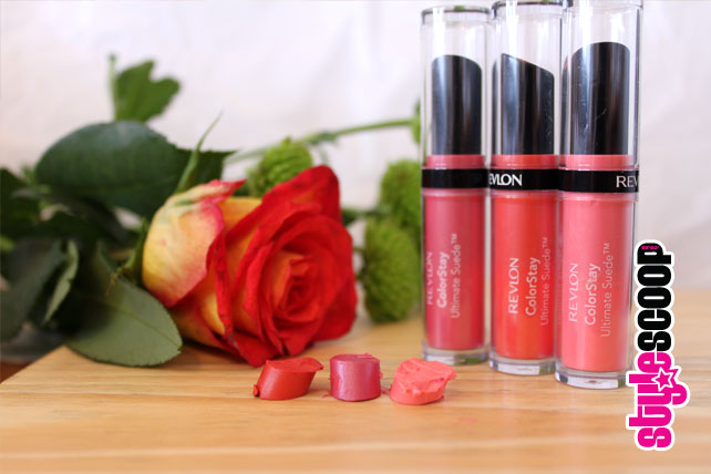 Mwah! Kissable Lippies From Revlon