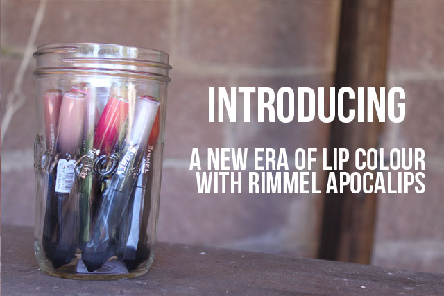 Rimmel Apocalips Lipstick Feature and Review on StyleScoopLive.com