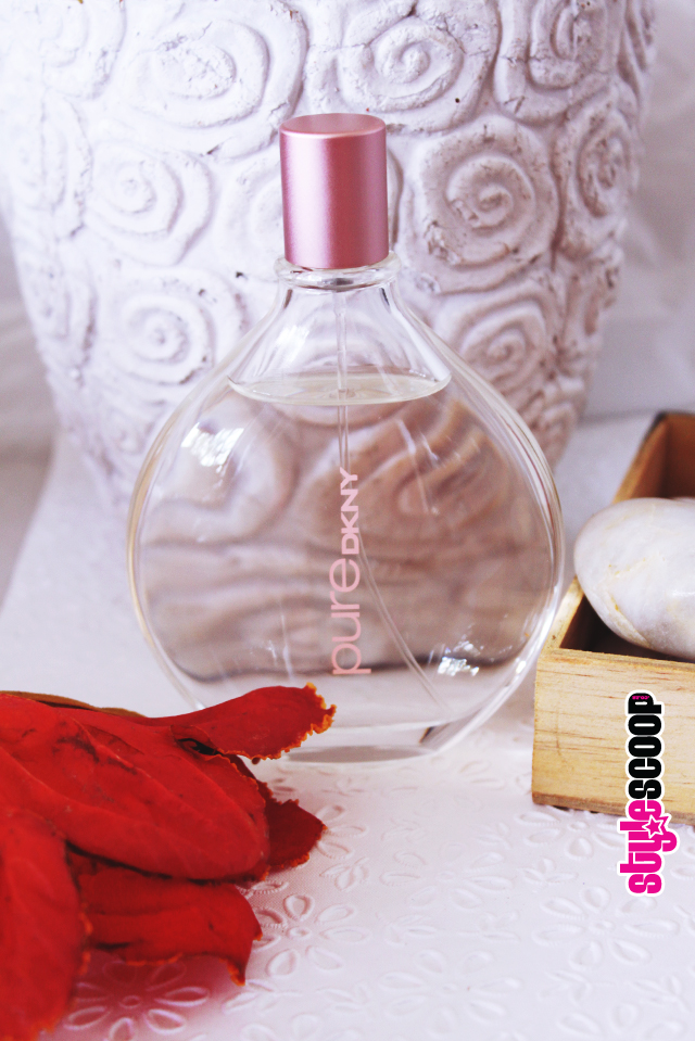 "pureDKNY ""A Drop of Rose"" 