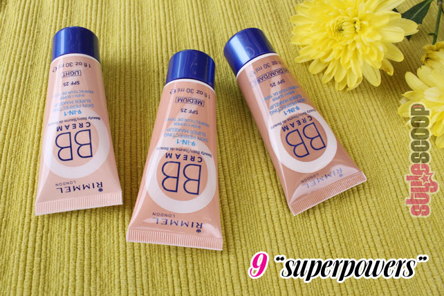 Rimmel BB Cream Review on www.stylescoop.co.za