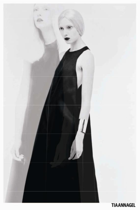 Tiaan Nagel - Spring/ Summer 2013 on StyleScoop