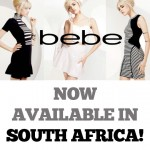 Get Ready To Shop <strong>BEBE</strong> <em> {The Brand With the Bold Attitude}</em> in South Africa!