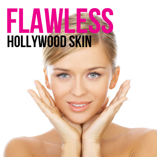 The Secret To Flawless, Hollywood Perfect Skin {Video}