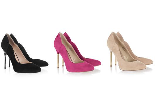 Natalia Vodianova's Shoe Collection