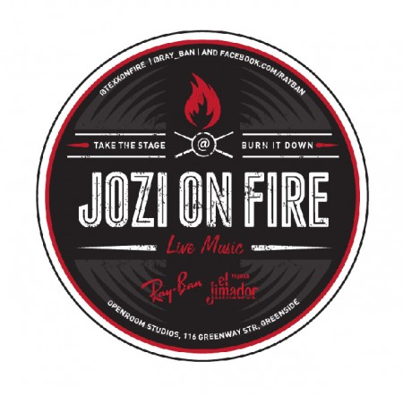 Ray-Ban &#038; el Jimador Present <strong>Jozi On Fire</strong>