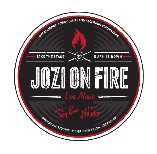 Ray-Ban & el Jimador Present Jozi On Fire