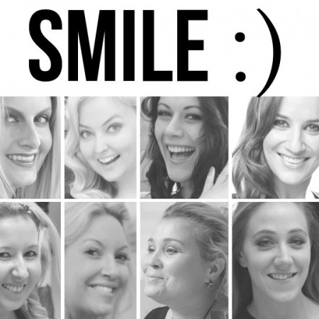 Wear A Smile & Win Your Own Cosmo Cover!