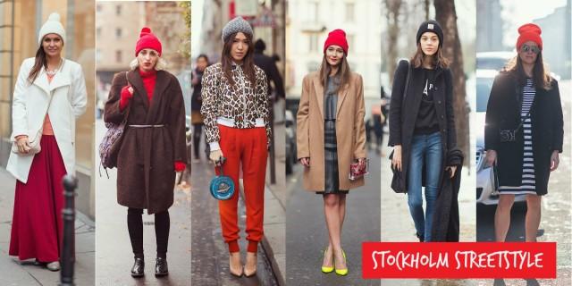 Stockholm Streetstyle Beanies