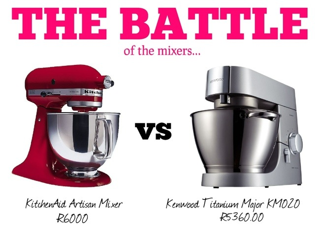 The Battle of the Mixers - on StyleScoopMag.com