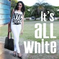 All White, All Right! &lt;em&gt;How To Wear White Without Looking Boring&lt;/em&gt;
