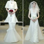 Carolina Herrera New York Bridal Spring 2014 & CH's New Bridal Blog