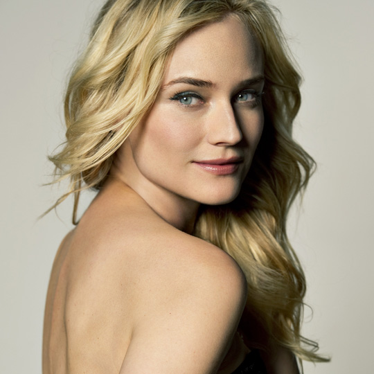 Diane Kruger, The New Face of Chanel Beauty