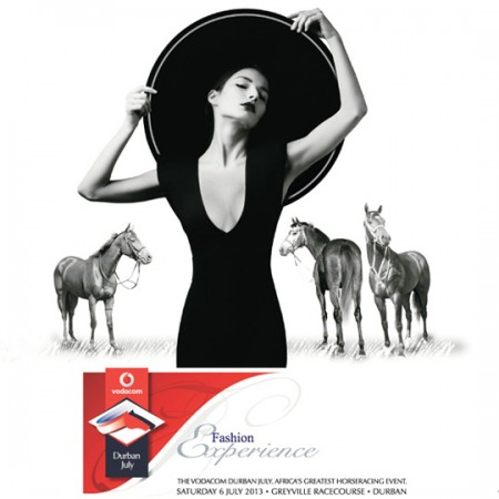 <strong>Posh? Oh My Gosh!</strong> The Theme For The 2013 Durban July