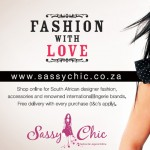 Fashion with love thanks to <strong>SassyChic</strong>