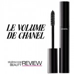 An Intense Shock Wave of Seduction! We Review The New <em>Le Volume De Chanel</em> Mascara