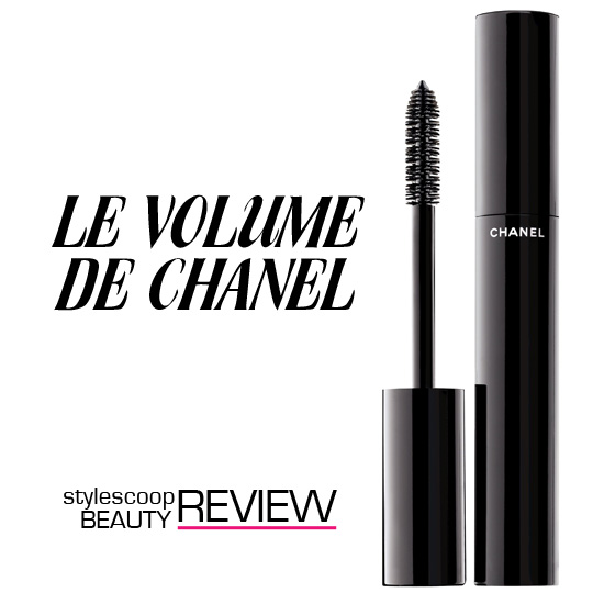 An Intense Shock Wave of Seduction! We Review The New Le Volume De Chanel  Mascara