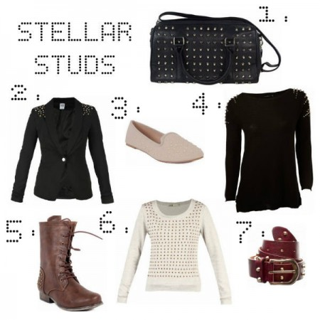 Hey Stud! You Don't Have to Be A Rock Star to Rock Studs!