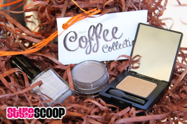 INGLOT Coffee Collection on www.stylescoopmag.com