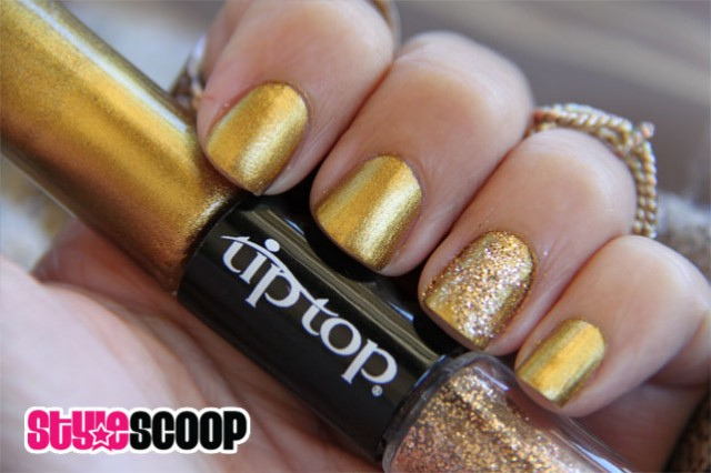 Nail Heart! On www.stylescoopmag.com