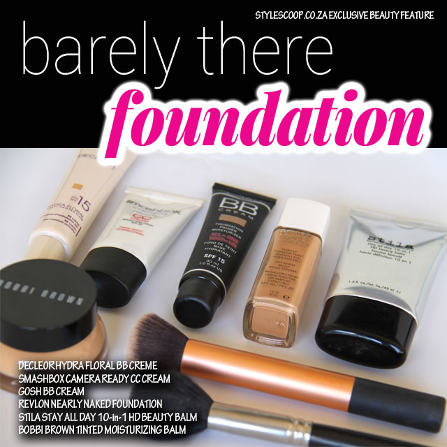 Lightweight, Barely There Foundation | Full Review on www.stylescoop.co.za