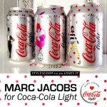 Get it Now! The Limited Edition <em>Marc Jacobs for Coca-Cola Light</em> Collection