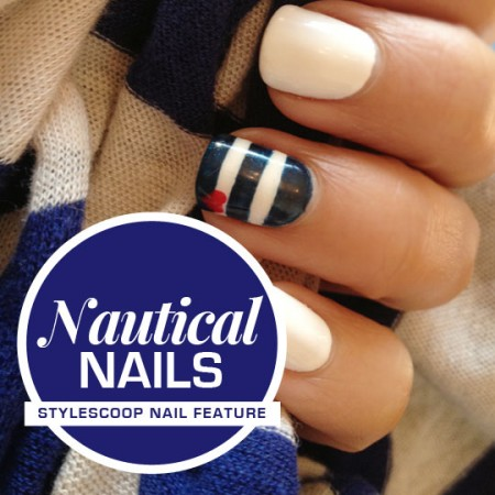 Nautical Nails
