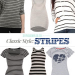 Classic Style: Stripes {Shop the Look}