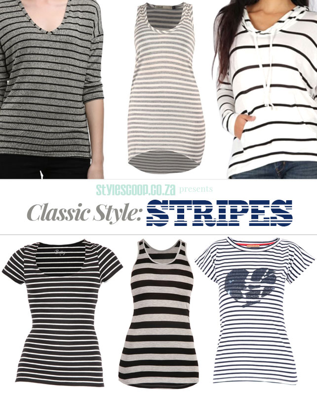 Classic Style: Stripes! More on www.stylescooplive.com