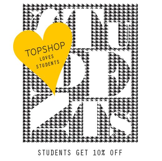 TS student discount generic