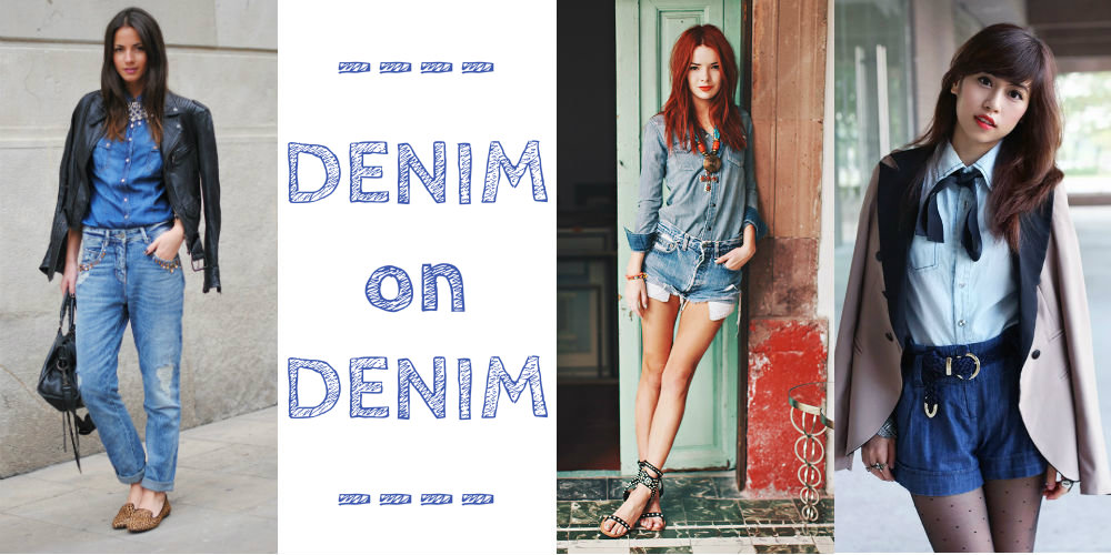 Denim on Denim: Do's and Don't's